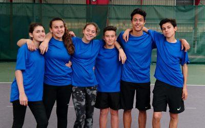 Tennis : Vice-champions de France !