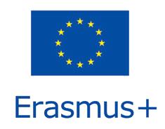 Drapeau Erasmus +