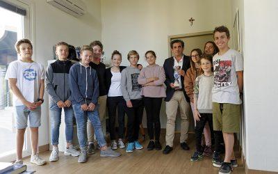 Voile : Trophée des Collèges 2017