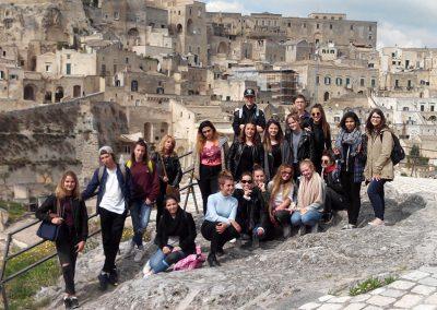 Cap sur l'Italie