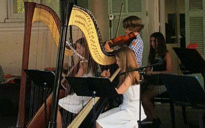 Les soirées musicales de Sainte Marie de Chavagnes