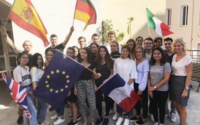 Erasmus +, c'est parti !