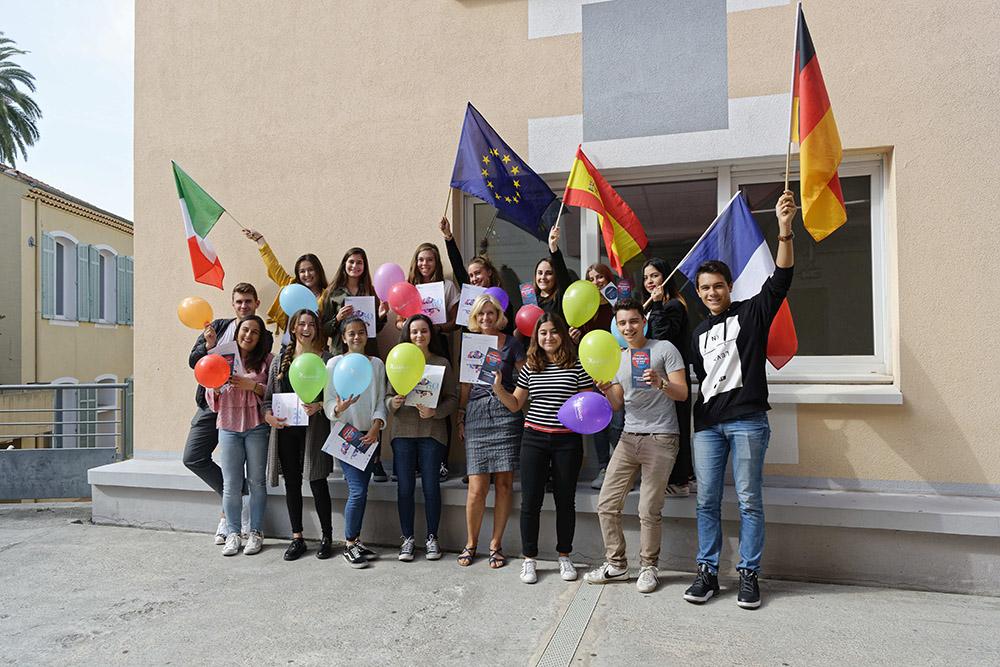 les 30 ans d'Erasmus