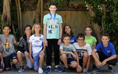 Un Champion de France au Collège