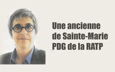 Catherine Guillouard PDG de la RATP