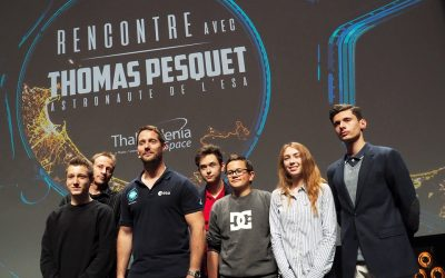 Le retour aux origines de Thomas Pesquet