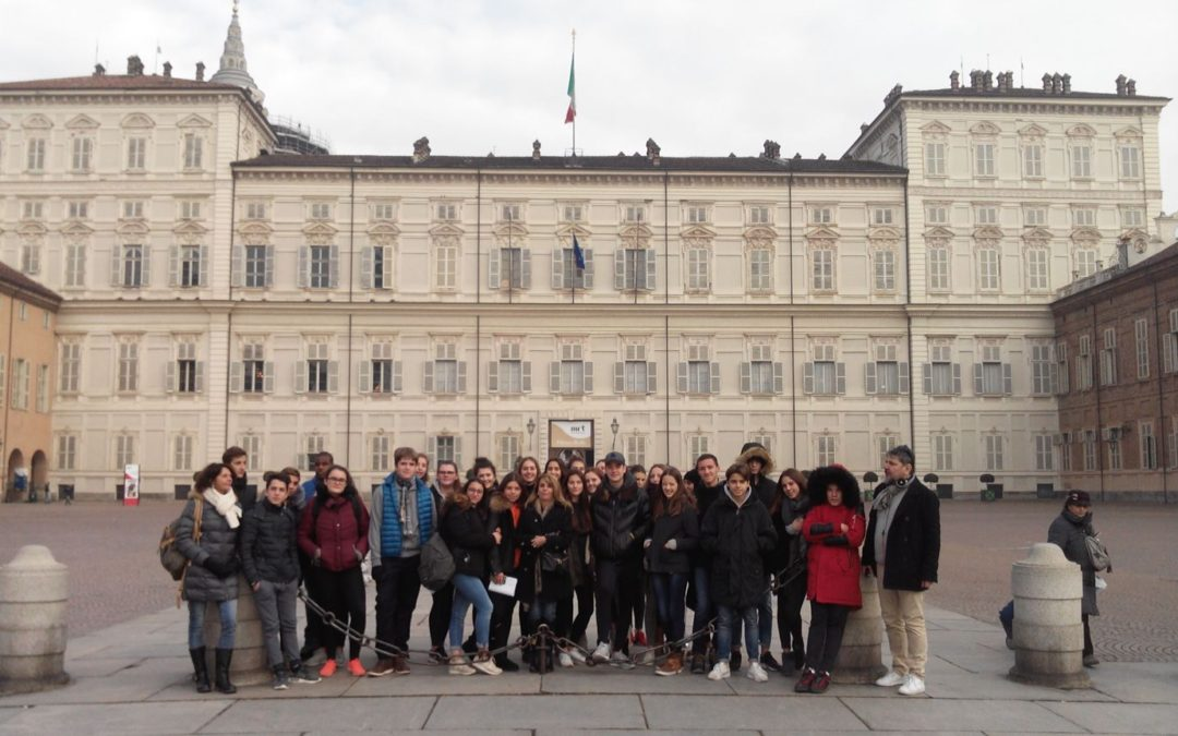 Trois jours fabuleux à Turin pour des collégiens italianistes