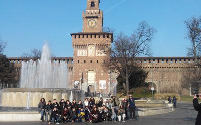 Les 4èmes à Milan
