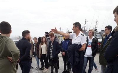 Visite de l'Arsenal