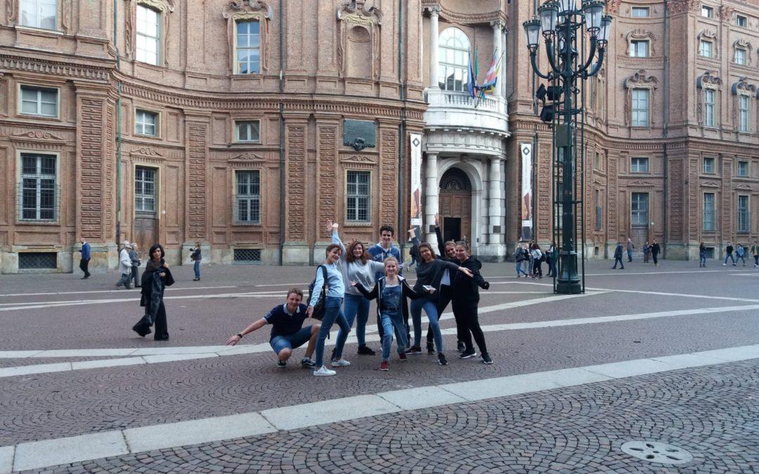 Séjour à Turin