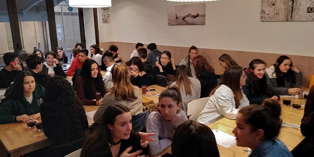 Echange scolaire avec l'Italie