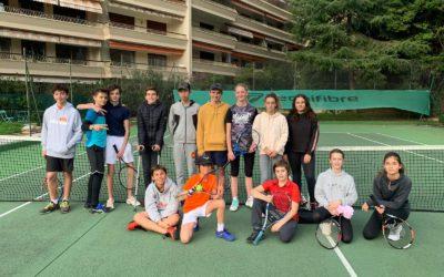 Sélection de l'association Sportive «Tennis»