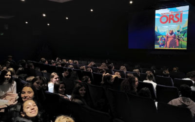 « Tutti al cinema ! »