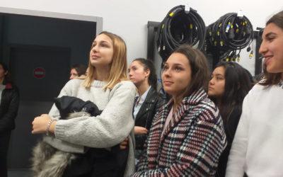 Les lycéens au théâtre