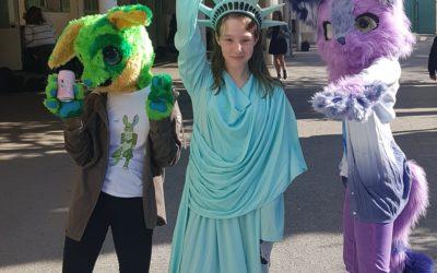 Sainte Marie fait son carnaval