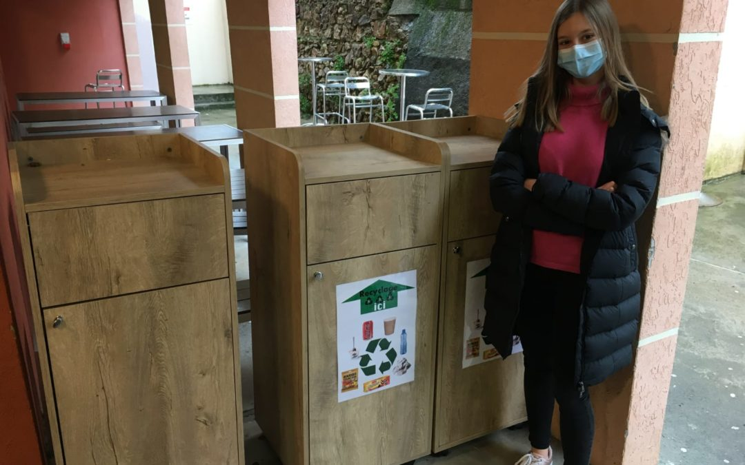 Actions en faveur de l'environnement à Sainte Marie