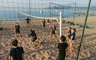 Activité sportive en plein air